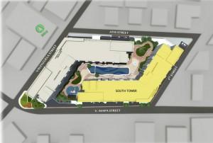 Amaia Skies Sta. Mesa Site Development Map